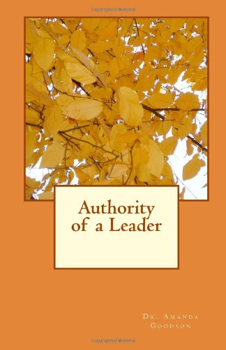 Authority of a Leader